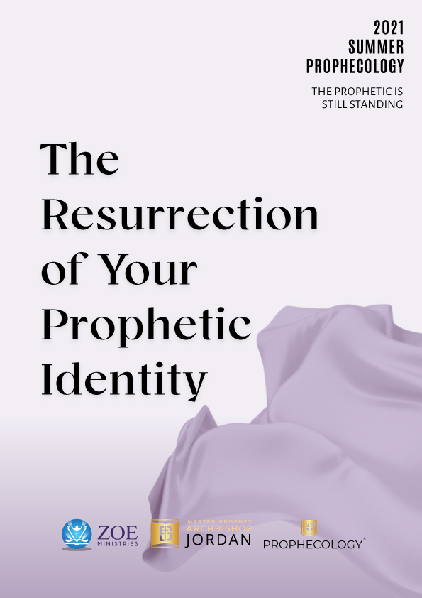 Resurrection of Your Prophetic Identity The Integrity in the Form of Supply 2